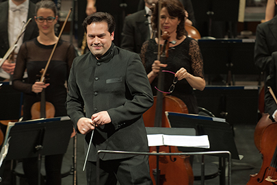 Robert Treviño, appointed music directorof the Basque National Orchestra