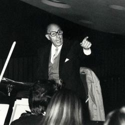 Enrique Jordá, Conductor of Honour