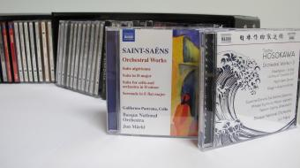 The two new recordings by the Basque National Orchestra: Hosokawa and Saint-Saëns