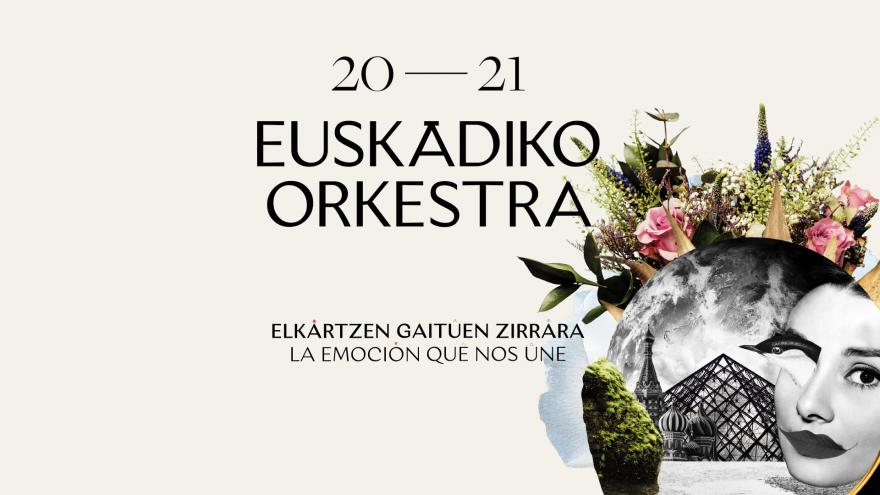 The Basque National Orchestra presents its 20/21 Season
