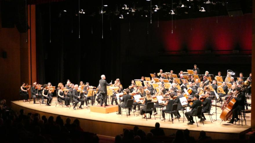 The Basque National Orchestra shines at its début in Istanbul