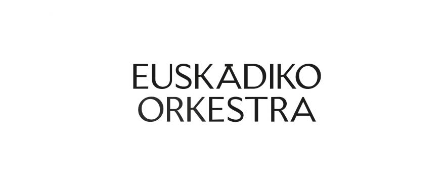 The Basque National Orchestra presents its new brand image