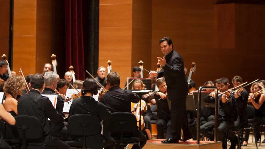 The Basque National Orchestra will present their 2020/2021 Season's concerts on ETB and their YouTube channel starting this Saturday