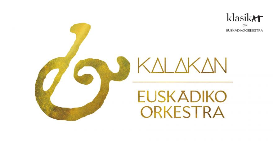 The Basque National Orchestra and Kalakan will offer five concerts between 20 October and 5 November