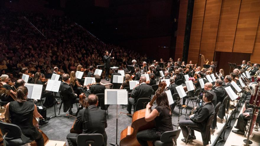 Robert Treviño will also be the Chief Conductor of the Malmö Symphony Orchestra