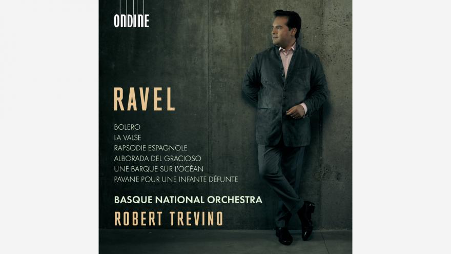 In their first joint record, the Basque National Orchestra and Robert Trevino present the most universal of Basque composers: Ravel