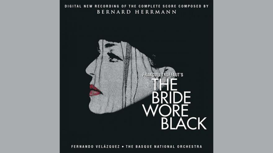 'The Bride Wore Black', the Basque National Orchestra's and Fernando Velázquez's new recording