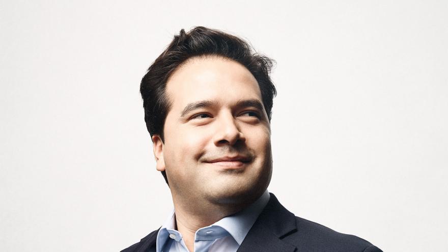 Robert Trevino, new Principal Guest Conductor of the RAI Torino